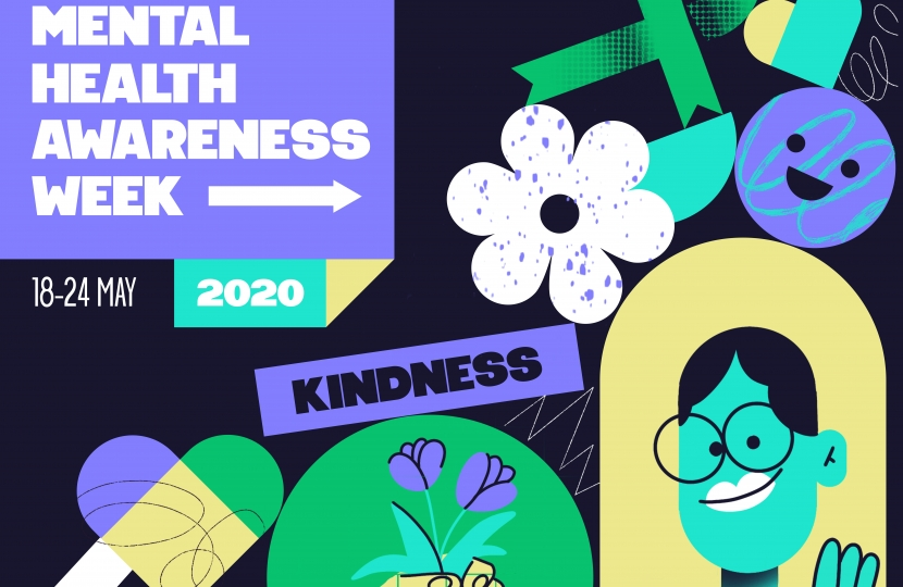 Mental Health Awareness Week 18-24 May